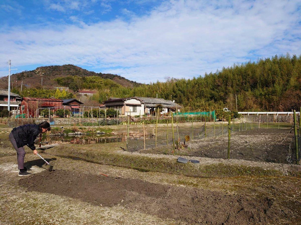 Honjima Stand 農園 ~きっかけ~